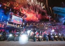 Байк-шоу «Ночных волков» перенесли из Севастополя в Донецк